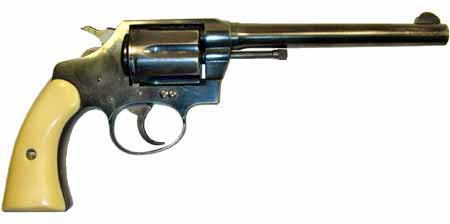 Colt Police Positive Special in Aged Ivory