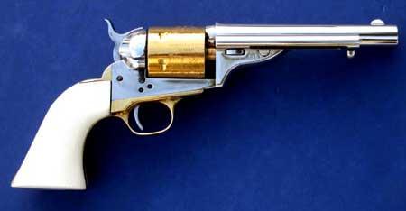 Tombstone Gun Grips Colt Single Action