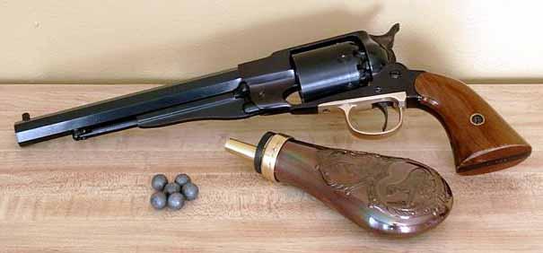 Tombstone Gun Grips: Remington